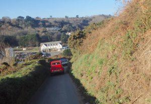 Crabbe hill